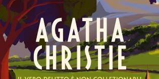 Agatha Christie: la regina del giallo arriva in edicola