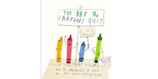 Recensione: The Day the Crayons Quit, di Drew Daywalt e Oliver Jeffers