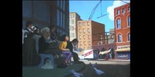 Sidewalk Circus, di Paul Fleishman e Kevin Hawkes