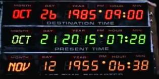 Prendi la DeLorean e scappa, AA. VV.