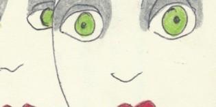 Il racconto dello sguardo acceso, di Franco Buffoni