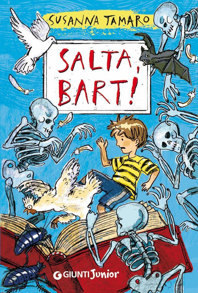 Salta, Bart!