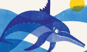 Una storia blu mare, di Cristiano Cavina