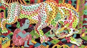 Panther, di Brecht Evens