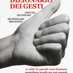 Il Dizionario dei gesti, di Lilia Angela Cavallo