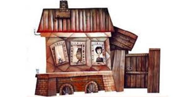La casa ai confini del tempo