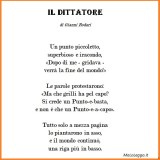 Il dittatore, di Gianni Rodari