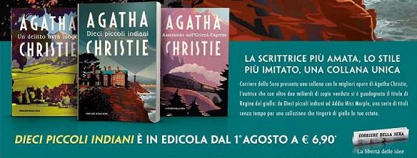 Agatha Christie - La collana