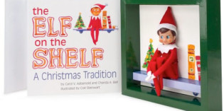 The Elf on the Shelf e la nuova tradizione natalizia 'made in USA'