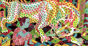 Panther, di Brecht Evens