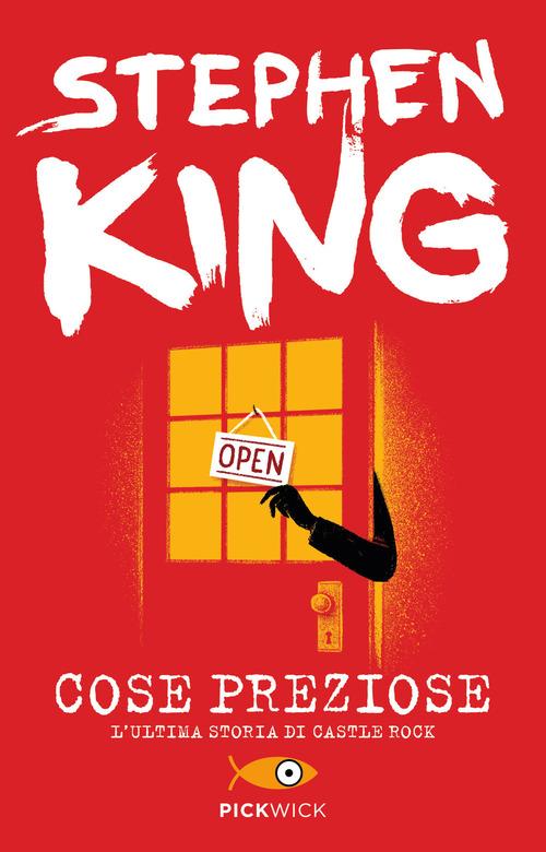 Cose preziose, di Stephen King