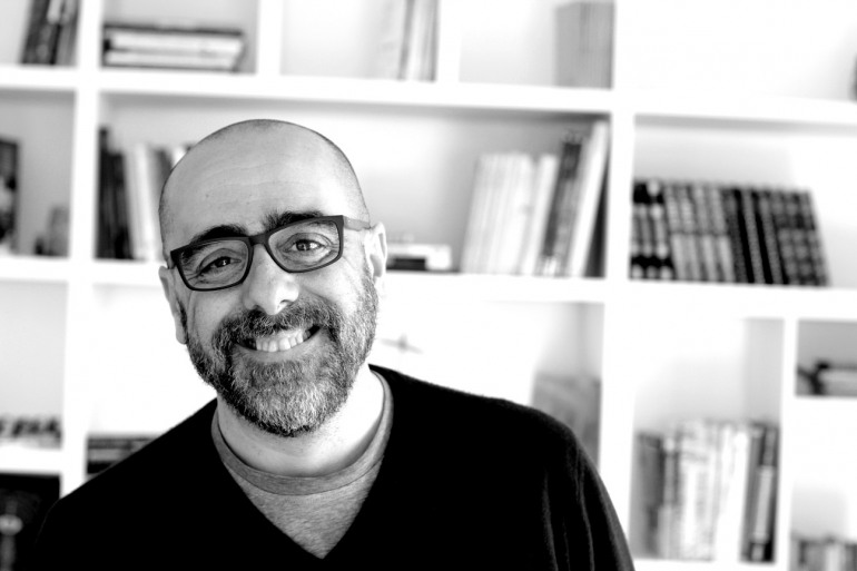 Angelo Calvisi (foto di Paolo Pisoni)