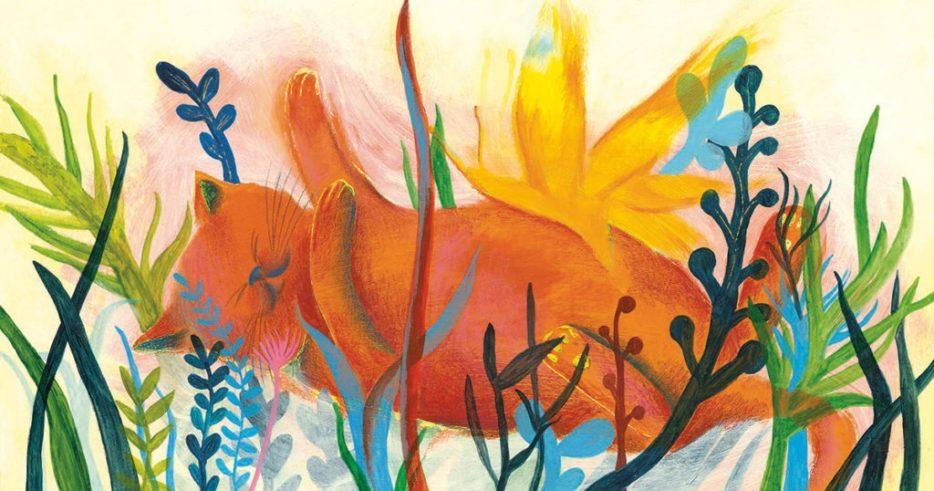"""Illustrazione tratta da """"Farfallaria"""""""