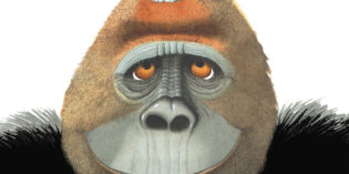 Bella e il gorilla, di Anthony Browne
