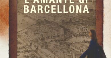 L'amante di Barcellona, di Care Santos